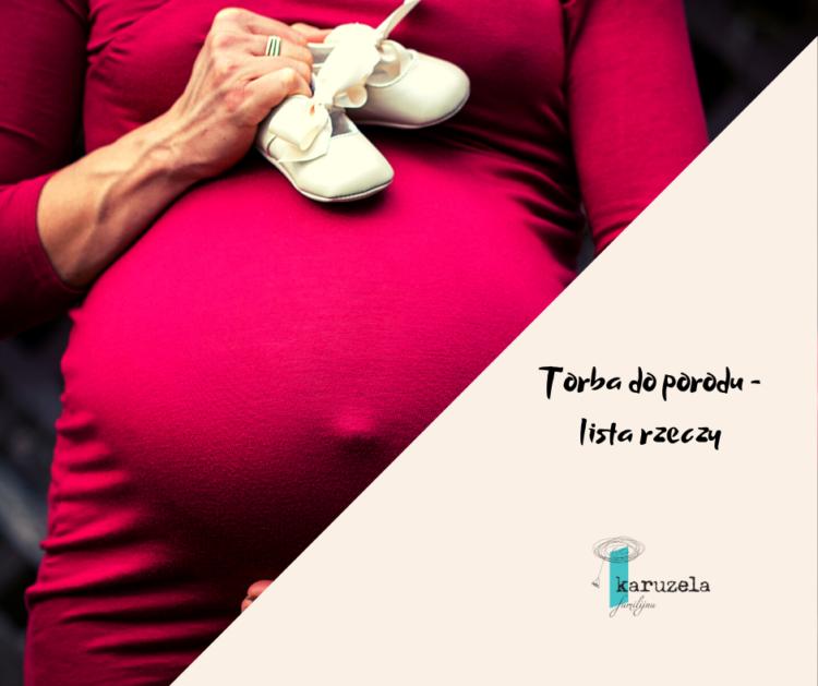 Jak spakować się do porodu