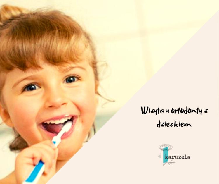 Wady zgryzu u dzieci - wizyta u ortodonty