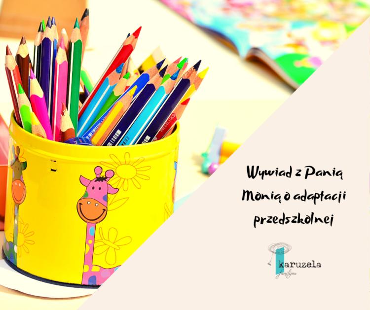 Pani Monia - wywiad o adaptacji dzieci