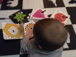 rozwój mowy niemowlęcia