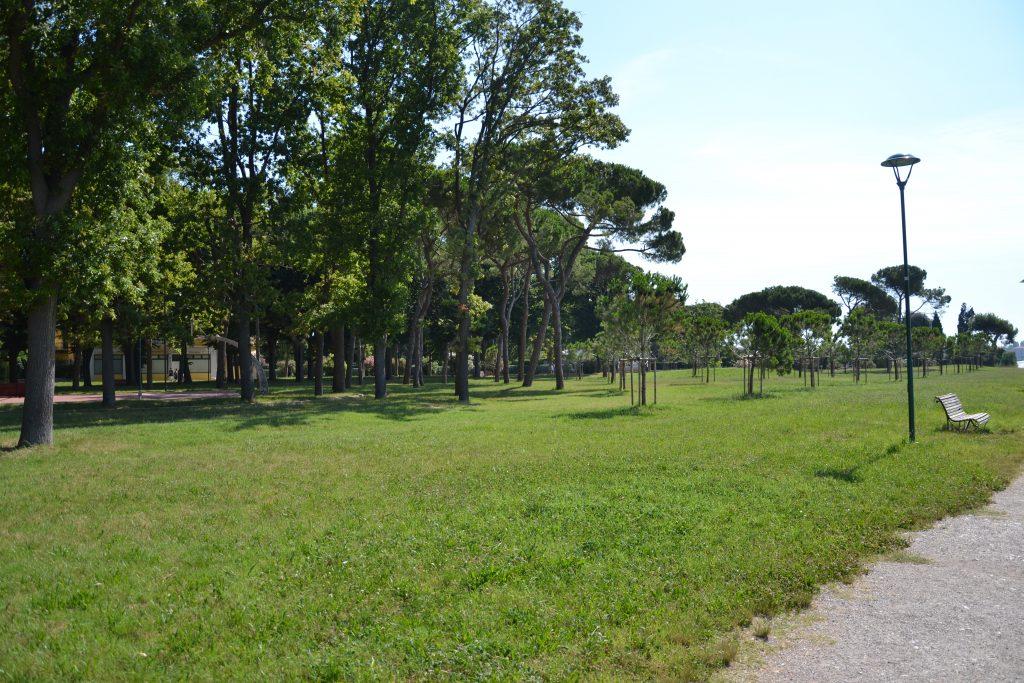 czy w Wenecji jest park