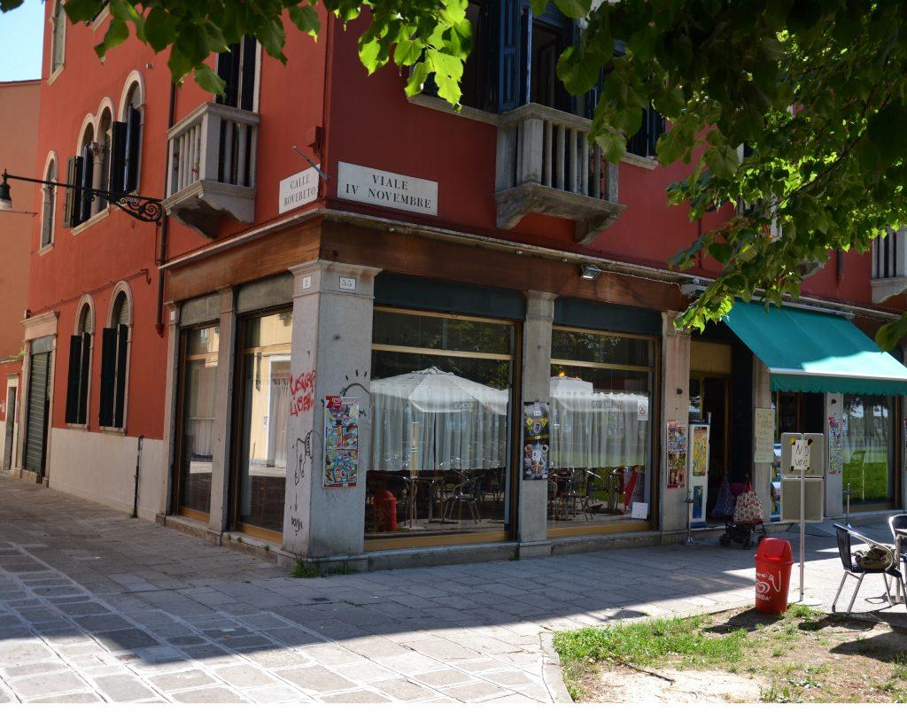 gdzie zjeść w Wenecji