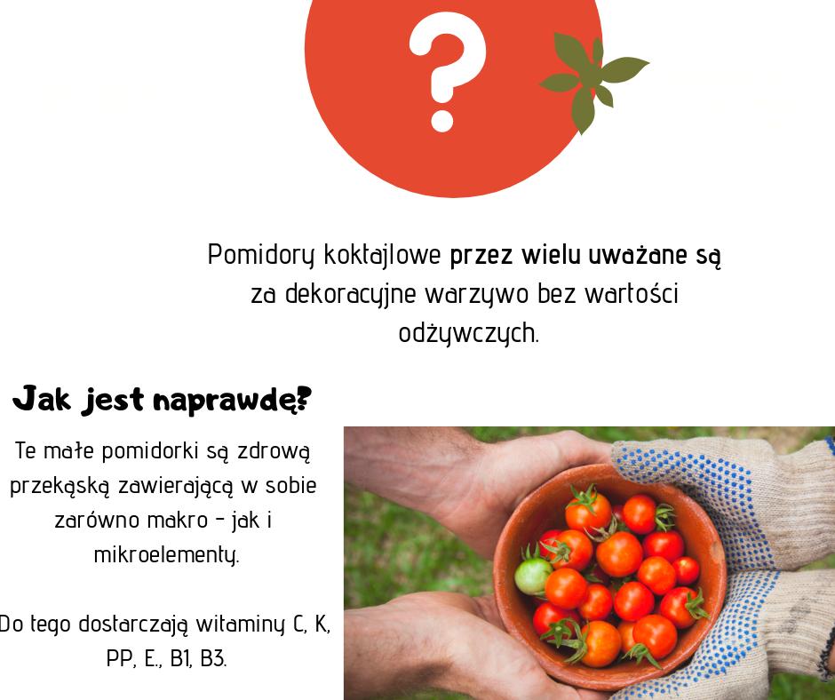jedz pomidory