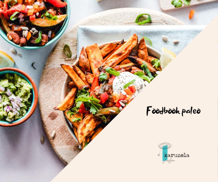 Foodbook paleo - sprawdzone dania