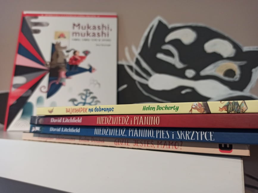 Książki dla dzieci wydawnictwo Słowne