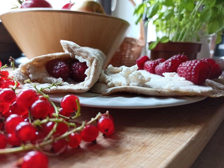 Roślinny Foodbook na słodko - nie tylko dla wegan
