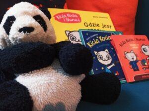 Kicia Kocia - książki dla dzieci o przygodach małej kotki