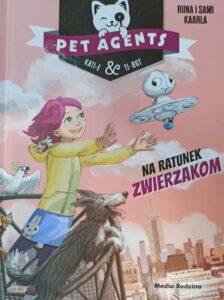 Książka dla dzieci od 7 roku życia