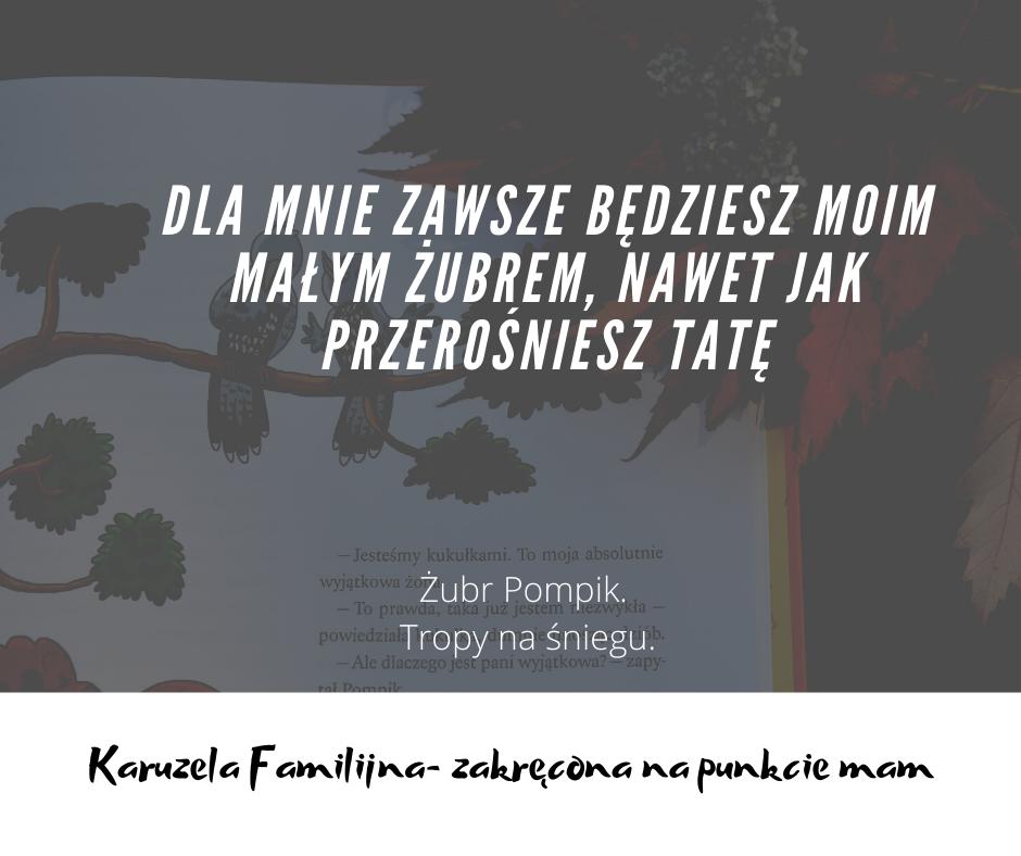 Edukacja domowa z Żubrem Pompikiem. Blog dla mam z recenzjami, przepisami i informacjami na temat rozwoju osobistego. Wsparcie dla mam.