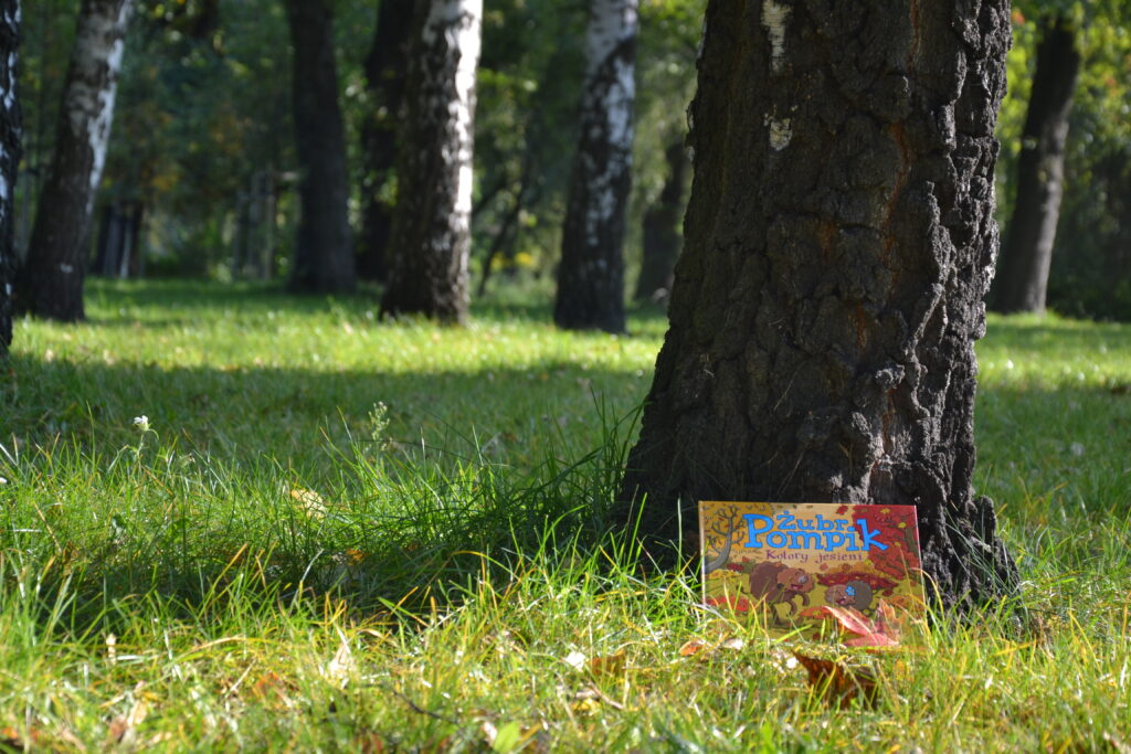 Podróże z książką dla dziecka. Żubr Pompik poznaje parki narodowe