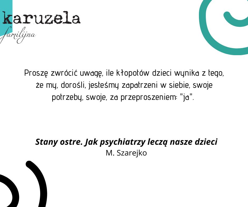 nowa książka Marty Szarejko