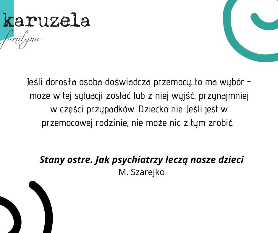 Marta Szarejko pisze o zapaści polskiej psychiatrii